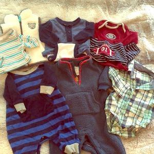 EUC Baby Boy Bundle